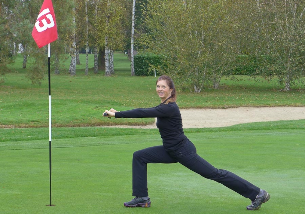 Yoga for Golfers  (February 6-7, 2015)