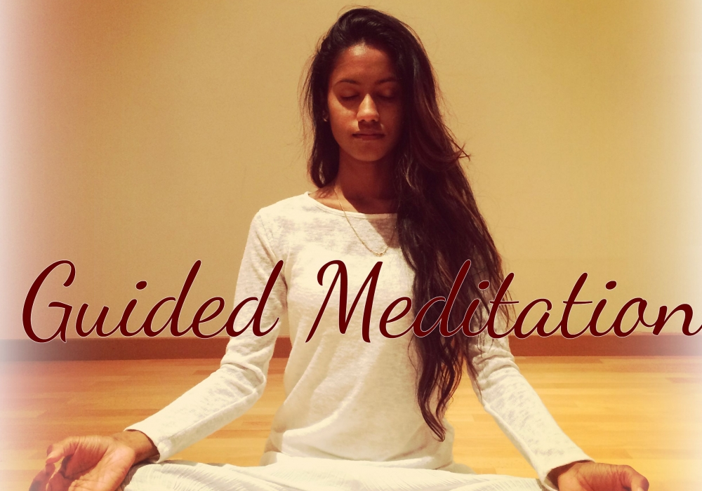 Guided Meditation by Diana Azavedo (February 15 & 28, 2015)