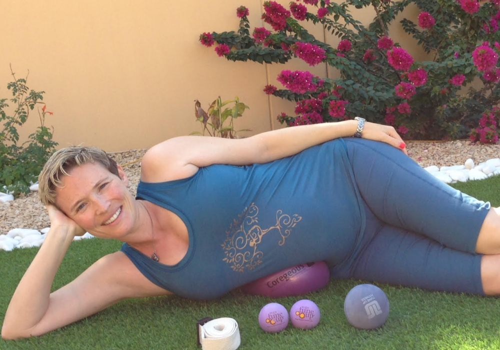 Yoga Tune Up® for Mammahood (29th April 2016)