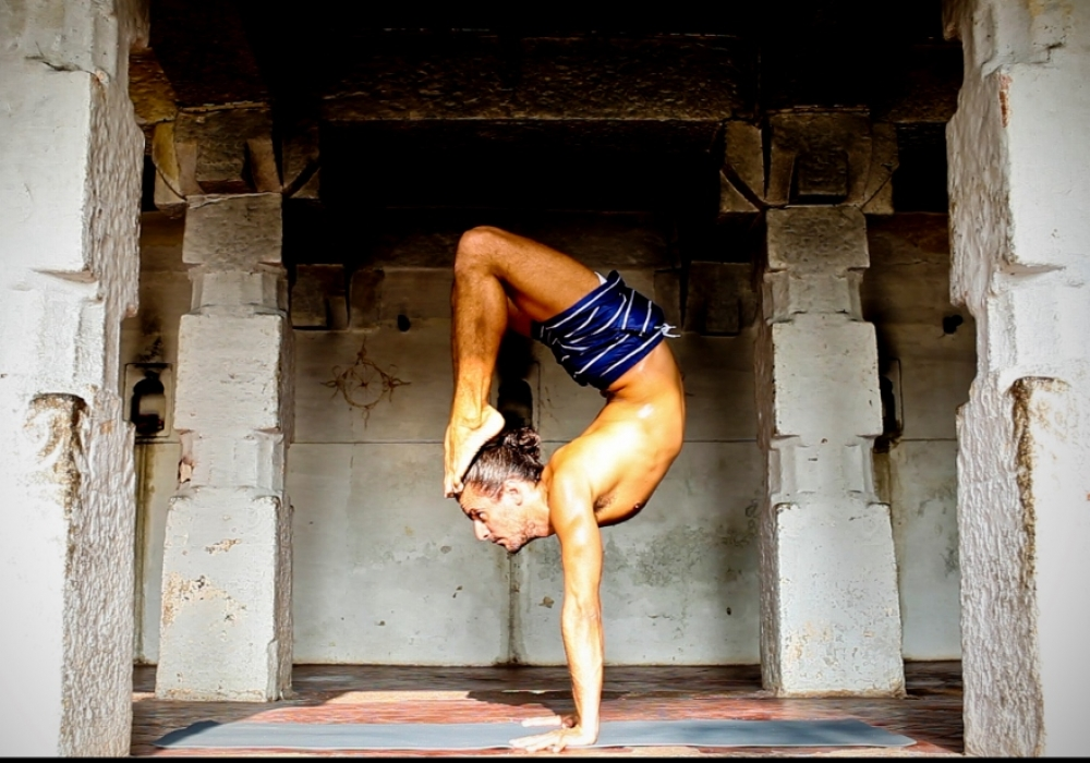 Ashtanga Vinyasa: Anatomy, Alignment and Approach by Olivier David   (March 6 and 7,2015)